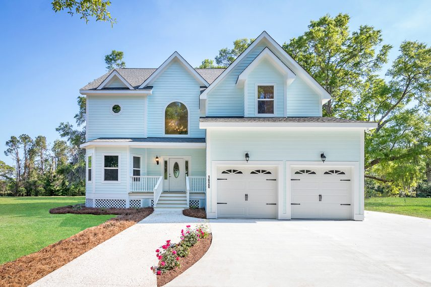 Rooke New Home Construction in Wadmalaw SC Project 1820